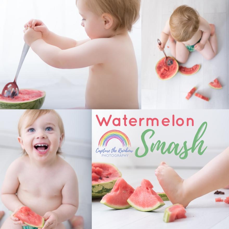 Watermelon smash add